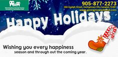 Happy Holidays to all..!!