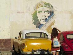 che and me Painting, Travel, Art, Cuba, Art Background, Viajes, Painting Art, Kunst, Paintings