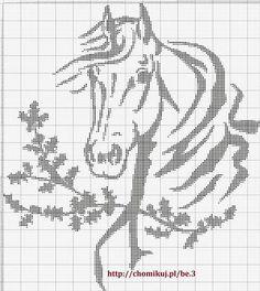 koník Cross Stitch Horse, Beaded Cross Stitch, Cross Stitch Animals, Cross Stitch Kits, Cross Stitch Charts, Cross Stitch Embroidery, Cross Stitch Patterns, Filet Crochet, Cross Stitch Silhouette