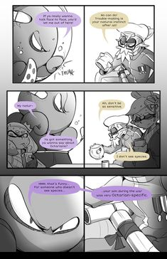 Splatoon 2 comic part in 10 Splatoon 2 Art, Splatoon Comics, Pearl And Marina, Callie And Marie, Baby Pearls, Storyboard Artist, Monster Art, My Spirit Animal, Super Mario Bros