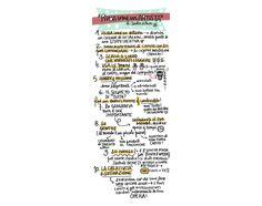 1. Ruba come un artista: diventa un collage di ciò che ami, sentiti parte di una stirpe creativa.   2. Non aspettare di capire chi sei per cominciare: lo capirai mentre stai creando!   3. Scrivi il libro che vorresti leggere.   4. Usa le mani: muovi le idee con il corpo, scappa dal computer.... Mani, Computer, 3, Collage, Bullet Journal, Artists, Collages, Collage Art, Colleges