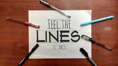 02 - Lines Sketches Tutorial, Sketching, Feelings, Sketch, Sketches, Tekenen