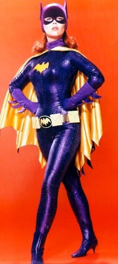 Yvonne Craig as 'Barbara Gordon / Batgirl' in Season 3 (1967-68) of Batman (1966-68, ABC)