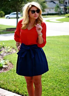Just Dandy by Danielle: Outfit | Party Skirt