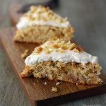 Low Sugar Banana Nut Scones Recipe