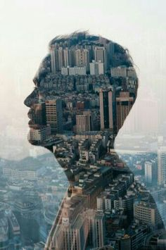and cityscape,double exposure,shenzhen,china Man And Cityscape Double Exposure High-Res Stock Photography Portraits En Double Exposition, Exposition Multiple, Double Exposure Photography, White Photography, Portrait Photography, Boudoir Photography, Levitation Photography, Surrealism Photography, Minimalist Photography