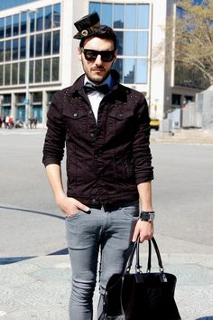 Street style by Dave Aiman