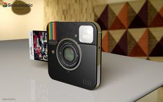 love it! Instagram Socialmatic mid-print