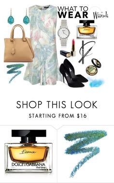 """Sang trọng"" by sunflower-hainguyen on Polyvore featuring ZALORA, Steve Madden, ALDO, Dolce&Gabbana and Manic Panic"