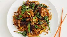 Not as famous as Pad Thai but just as delicious, this classic Thai dish calls for stir-frying rice noodles with soy sauce. The unique flavor comes from browning the ingredients and allowing the sauce to caramelize. Your pan should be so hot that you hear a sizzle throughout cooking.