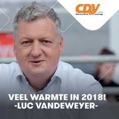 VEEL WARMTE IN 2018!