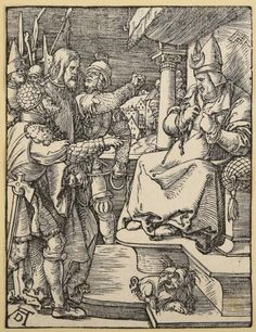 Students Discover Rare Albrecht Dürer Woodcut in German Museum http://lnk.al/2pqX