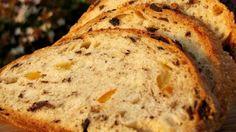 Pan con chocolate y naranja confitada; panarras