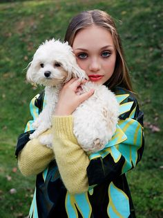 Maddie Ziegler Fashion - Dance Moms Editorial by Olivia Bee - Elle