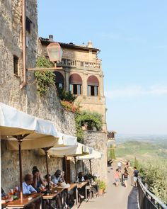 Top Towns to Visit in Tuscany | #italy | San Gimignano