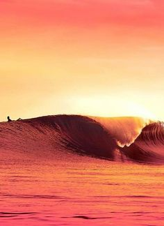 beautiful surf