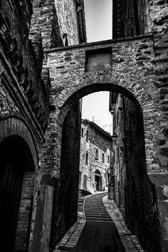 La porta di via Rigone