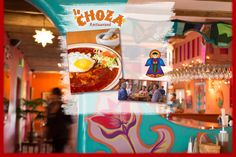 """La Choza - Authentic Southwest food. You can order something """"Christmas"""" that means you will get half red and half green and can pick your favorite La Choza."""