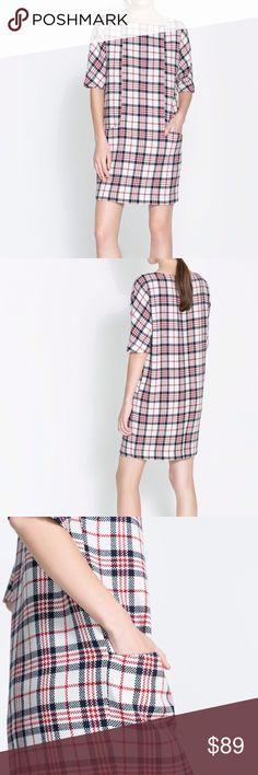 Zara dress New with tag. Zara Dresses