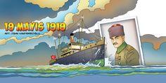 19 MAYIS 1919 / 19 MAY 1919