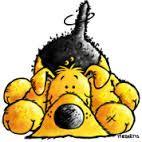 Resultado de imagen para airedale terrier cartoons