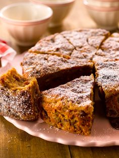 Meatloaf, Banana Bread, Cake Recipes, Bakery, Deserts, Gluten, Sweets, Lunch, Breakfast