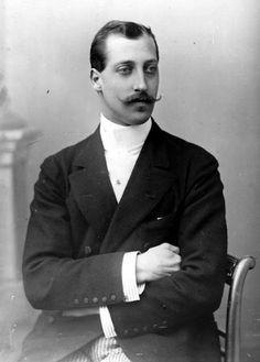 Prince Albert Victor de Clarence (1864-1892)