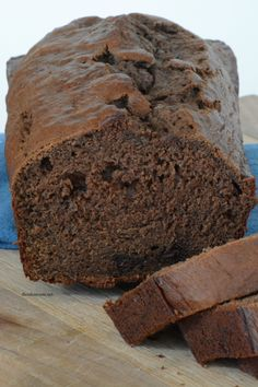 Looking for a delicious way to use up those ripe bananas? Make a loaf of this tasty Chocolate Banana Bread. You won't be sorry!