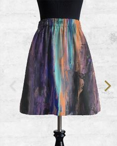 Cupro Skirt - spring by VIDA VIDA Cheap Real Eastbay UTcM8