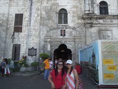 Facade of Basílica Minore del Santo Niño de Cebu