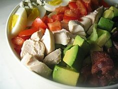 Cobb Salad and a Fresh Start by The Delicious Life