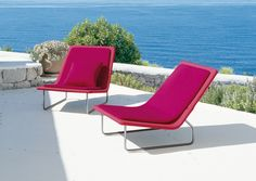 loung #chair by paolalenti designed by Francesco Rota outdoor #furniture