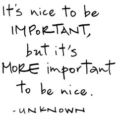 """Be nice... even if you don't feel like it. #GoldenRule  """"Do to others as you would have them do to you."""" Luke 6:31 (NIV)  #Faith #Nice #Resolution #Christian #God #Jesus #Bible #Scripture #Goals #Vision #Called #Strength #Charity #Compassion #Help #Quote #Good #Light #Meme #Facebook #Hope #Love #Peace #Fashion #Perspective #Unbroken #Inspiration #pinterest #Yahoo www.avaaston.com"""