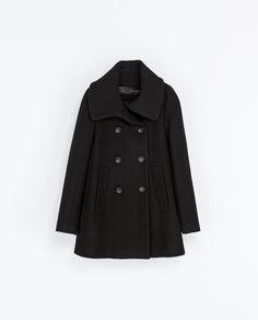 ZARA - WOMAN - FLARED COAT