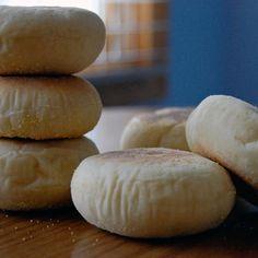 English Muffins – even better homemade!