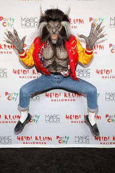 Heidi Klum's Thrilling Michael Jackson Costume Will Send a Chill Up Your Spine