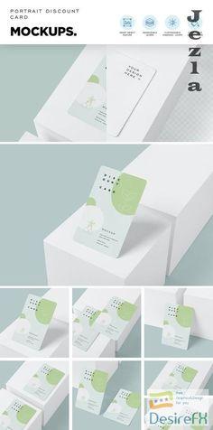 Member Card, Central Market, Bank Card, Mockup, Skin Care, Graphics, Portrait, Cards, Design