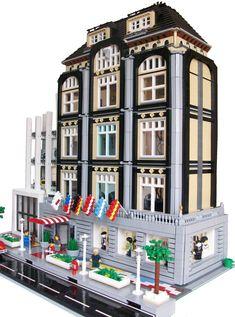 Lego hotel
