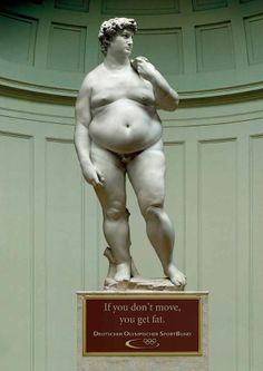 Pubblicità progresso contro l'obesità