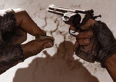 One-last-bullet-final by Marko-Djurdjevic on DeviantArt