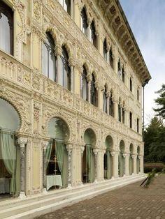 Villa Crespi - Orta San Giulio (Novara), Lake Orta, Piemonte, Italy