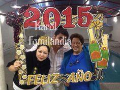 Marco para foto de Fin de año! 2015 frame