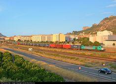 Transfesa Rail 335 at Valencia, España by Jaume Marti Barroso