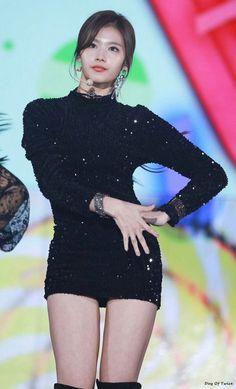 Kpop Girl Groups, Kpop Girls, Twice Show, Fashion Models, Girl Fashion, Twice Photoshoot, Sana Minatozaki, Girls In Mini Skirts, Stage Outfits