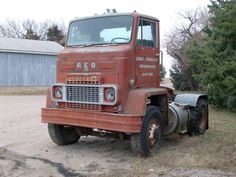 REO Cabover. With some help this could look like NEW again.