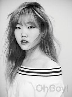 SOO HYUN | OHBOY MAGAZINE SEPTEMBER '16 ISSUE