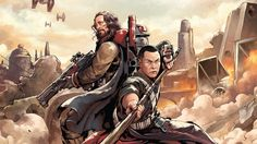Guardians of the Whills While Chirrut Îmwe and Baze Malbus may be relative newcomers to the story of <i>Star Wars</i>, they're connected to one of the oldest bits of lore about <i>Star</i> …  http://www.starwars.com/news/greg-rucka-interview-star-wars-guardians-of-the-whills