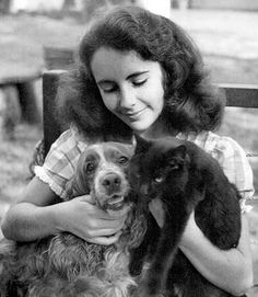 Young- Liz Taylor