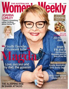 Thank you to The Australian Women's Weekly for being a Sponsor of the up and coming #StyleAngelPhotoshoot - Looking forward to having a read of the latest issue! #Beaty #Women #Stylist #Fashion #Hair #MakeUp #Photography #SydneyStylist #VIP #LoveWhatYouWear #WomensWeeklyMag