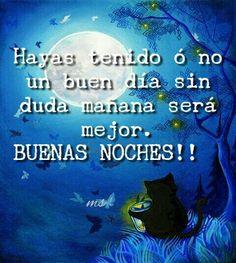 Dulces sueños !!